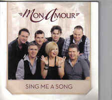 Mon Amour-Sing Me A Song cd single