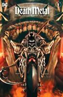 DARK NIGHTS DEATH METAL #1 KAEL NGU EXCLUSIVE TRADE PRESALE 6/10