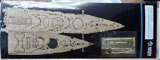 Blue Star Admiral 1/700 IJN Nagato wood deck plus etched detail 70002 x