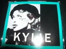 Kylie Minogue Finer Feelings Australian Picture Disc CD Single CD - Like New