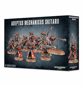Games Workshop CITADEL - WARHAMMER ADEPTUS MECHANICUS SKITARII