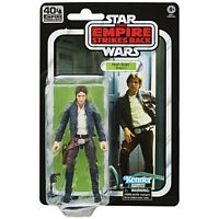 Star Wars Black Series Empire Strikes Back Han Solo Figure New Free Delivery!