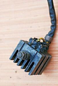 Suzuki Gt550 regulator rectifier   more parts in ebay shop
