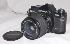 Yashica FX3 Super 2000 SLR 35mm Camera With 35-70mm Zoom Lens