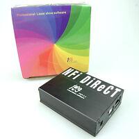 iShow ILDA Laser Light Control Software & USB Interface