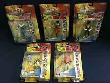 DragonBall Z Series 12 Action Figure Set of 5 Jakks Pacific NEW FREE SHIPPING!