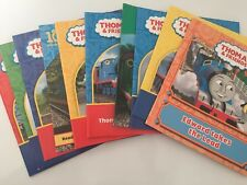 Thomas & Friends Books Collection -10 Books  NEW FREE P&P
