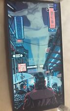 Blade Runner 2049 Limited Ed Print Poster Glow in the Dark Tim Doyle Artist S/N