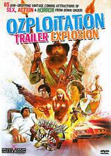 LikeNew DVD Ozploitation Trailer Explosion~Various,Various