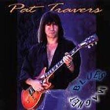 Pat Travers - Blues Magnet [CD]