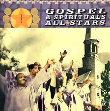 Compilation 2xCD Gospel & Spirituals All Stars - Europe (EX+/EX+)