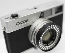 Rare EP Army PX - Canon Canonet Rangefinder Camera & SE 45mm F1.9 Lens **READ**