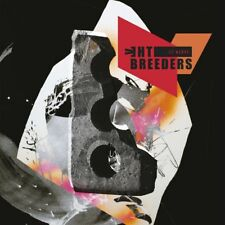 The Breeders - All Nerve (LTD Orange Vinyl) VINYL LP