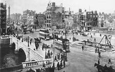 OLD IRELAND PHOTO Ruins Sackville Street Easter Uprising 1916