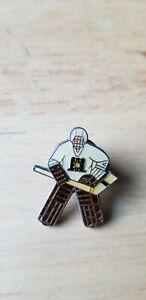 Maine Mariners AHL goalie pin goaltender ECHL Philadelphia Flyers affiliate