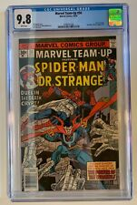 Marvel Team-Up #50 - CGC 9.8 - (Oct 1976) Doctor Strange Iron Man Spider-man