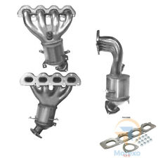 BM91598H Exhaust Approved Petrol Catalytic Converter +Fitting Kit +2yr Warranty