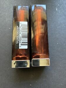 Maybelline  275 Crazy For Coffee Color Sensational -Bold Lipstick Set of 2 New