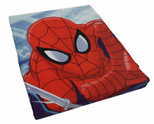 Completo letto Marvel Spiderman Blue 1 posto
