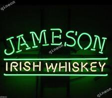 17X14 Jameson Irish Blended Whiskey Shamrock Neon Sign Beer Bar Light FAST SHIP