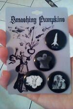 Smashing Pumpkins button pack