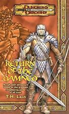 Return of the Damned (Dungeons & Dragons Novel) by Lain, T.H.