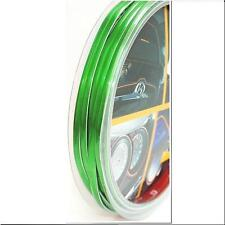 CAR DASH PARTS DECORATION TRIM MOULDING 4MM(W) X 5M(L) BRIGHT GREEN