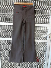 Girl size grey stretch pant for school uniform or casual size 4,12,14,16
