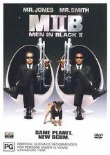 Men In Black 2 (DVD, 2002) Will Smith Tommy Lee Jones