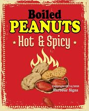 Boiled Peanuts DECAL (CHOOSE YOUR SIZE) Food Truck Concession Vinyl Sticker