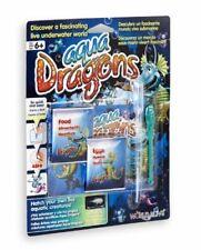 Aqua Dragons - Dragón de agua- Mundo Submarino Juguete Educativo, (World Alive