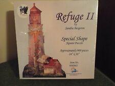 Refuge II by Sandra Bergeron Special Shape Jigsaw Puzzle NIB