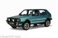 OttO Model 1-18 OT143 VW MK2 Golf Country - Now Sold Out @ OttO Models Rare