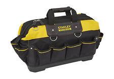 Stanley Fatmax Herramienta Almacenamiento Bolsa 18 Pulgadas Negro Y Amarillo