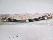 Coppia tubi freno posteriori Lancia Delta dal 79 al  92 1.1, 1.3, 1.5  [4311.17]