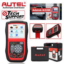 AUTEL AutoLink AL539B Battery Tester Car Electrical Test Tool Diagnostic Scanner