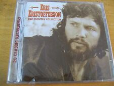 KRIS KRISTOFFERSON THE COUNTRY COLLECTION  CD SIGILLATO FOLK COUNTRY