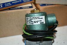 Lot of 4 ITT General Controls Solenoid Valve S301AF02V3BC9