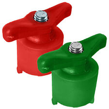 Pair Terminals Peel Battery Ant-Itheft System Joint Quick Car Marine