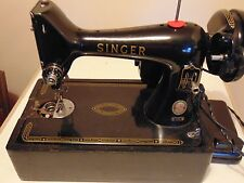 Vintage Singer 99k Sewing Machine