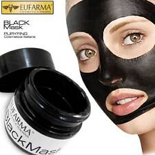 Eufarma Black Mask Rimozione Punti Neri Puryfing Maschera Viso Beauty 50ml Italy