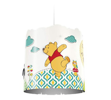 Philips Disney Winnie the Pooh Children's Ceiling Pendant Lightshade Kids Room