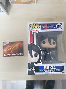 Bleach Rukia Funko Pop Vinyl 60 Vaulted (box damage)