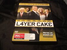 Layer L4yer Cake DVD Reg 4 Used But Near New Low Postage