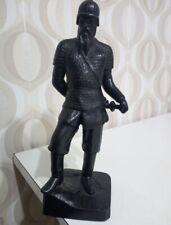 Vintage cast iron figure Kusa Kasli Yermak USSR statuette soviet
