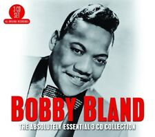 "BOBBY ""BLUE"" BLAND - THE ABSOLUTELY ESSENTIAL 3CD COLLECTION 3 CD NEW!"