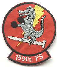 159th Fighter Squadron USA Air Force Embroidered Military Patch