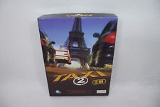 TAXI 2 le jeu Coffret PC Ubisoft CD-rom + notice Course