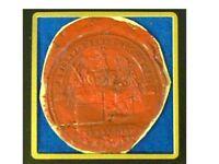 LACKSIEGEL MAGDEBURG  UM 1840