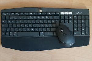 Logitech MK850 Performance (920-008221) Funk Tastatur und Maus